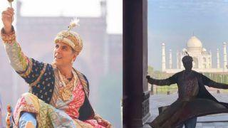 Atrangi Re: Akshay Kumar Dresses as Shah Jahan, Twirls in Front of Taj Mahal