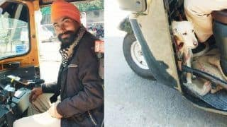 Pune Woman Meets 'Santa in Real Life', Shares Heartfelt Story of Auto Driver and His pet