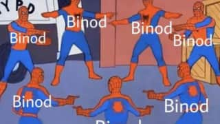 Remember Binod? The Bizarre Viral Trend is Now 2020's Most Tweeted Meme on Twitter in India   Check Memes