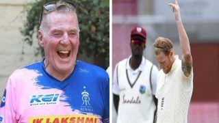 क्रिकेटर बेन स्टोक्स के पिता गेड का ब्रेन कैंसर से निधन