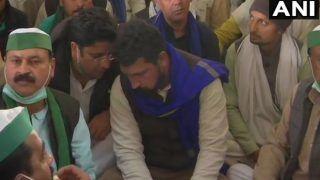 किसानों के साथ आए भीम आर्मी प्रमुख चंद्रशेखर आजाद, क्या होने लगी राजनीति?