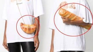 Fashion Label Moschino Is Selling 'Croissant' And 'Baguette' Shaped Clutches That Costs Rs 86K, Internet Can't Stop Laughing