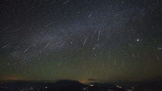 Spectacular Geminid Meteor Shower With Over 100 Shooting Stars to Grace Skies Tonight; Know When, Where and How to Watch it