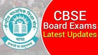 CBSE Board Exams 2021: Class X, XII Date Sheet, Alternative Option For Practicals to Top Agenda During Nishank's Webinar With Teachers on Dec 22
