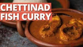 Make Delicious Chettinad Fish Curry At Home, Watch The Recipe
