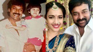 Chiranjeevi's Emotional Yet Adorable Post For Niharika Konidela - Chaitanya JV Ahead of Their Wedding