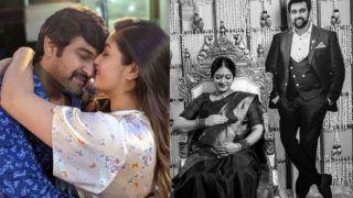 Late Chiranjeevi Sarja's Wife Meghana Raj, Son Test Positive For Coronavirus, Urges Fans to Not Fret