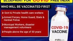 When Coronavirus Vaccine Comes, These People Will be Inoculated First | Check Full List