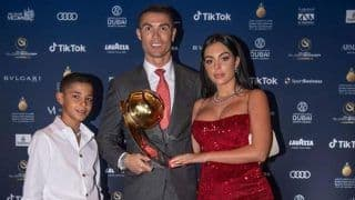 Cristiano Ronaldo Beats Lionel Messi to Win Soccer Player Of The Century Award