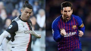 Cristiano Ronaldo Reveals he Always Got on Well With Lionel Messi, Thrashes Rivalry Claims