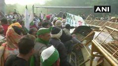 Farmers Protest Latest News: Delhi-UP Border पर बैरिकेड्स हटाने की कोशिश, सिंघु बॉर्डर पर आंदोलन रहेगा जारी