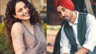 Diljit Dosanjh Slams Kangana Ranaut Over Her 'Khalistani' Remark, Says 'Punjabis Have Given Their Lives'