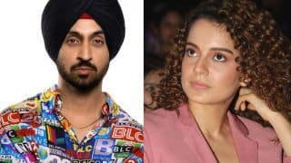 Diljit Dosanjh Shares His Entire Schedule For The Day as Kangana Ranaut Asks 'Diljit_Kitthe_aa' - Check Hilarious Tweet
