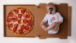 'Delicious Welcome': Australian Couple Names Newborn Son 'Dominic', Wins 60 Years of Free Domino's Pizza