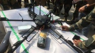 Jammu and Kashmir: Drone Movement Spotted at International Border in RS Pura sector