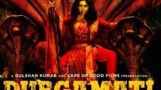 Durgamati Full HD Available For Free Download Online on Tamilrockers And Other Torrent Sites