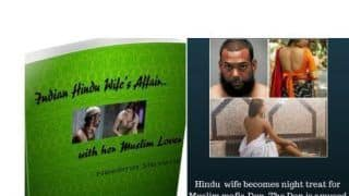 Twitter User Complains About Porn Literature on Kindle, Amazon Removes 'Hindu Wife's Affair With Muslim Lover' Title After NCW Notice