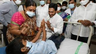 Eluru Mystery Illness: Andhra CM directs to Find How Lead, Nickel Entered Victims' Bodies