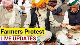 Farmers Protest LIVE Update: केंद्र सरकार-किसानों की आज अहम बातचीत, क्या मान जाएंगे अन्नदाता