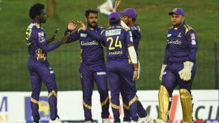 CK vs GG Dream11 Team Prediction Lanka Premier League T20: Captain, Vice-captain, Fantasy Playing Tips, Probable XIs For Today's Colombo Kings vs Galle Gladiators T20 Match 14 at Mahinda Rajapaksa International Cricket Stadium 3:30 PM IST December 7 Monday