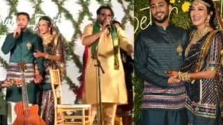 Gauahar Khan-Zaid Darbar Sangeet Video: Ismail Darbar Sings 'Lutt Gaye', People Say Why So Tragic!