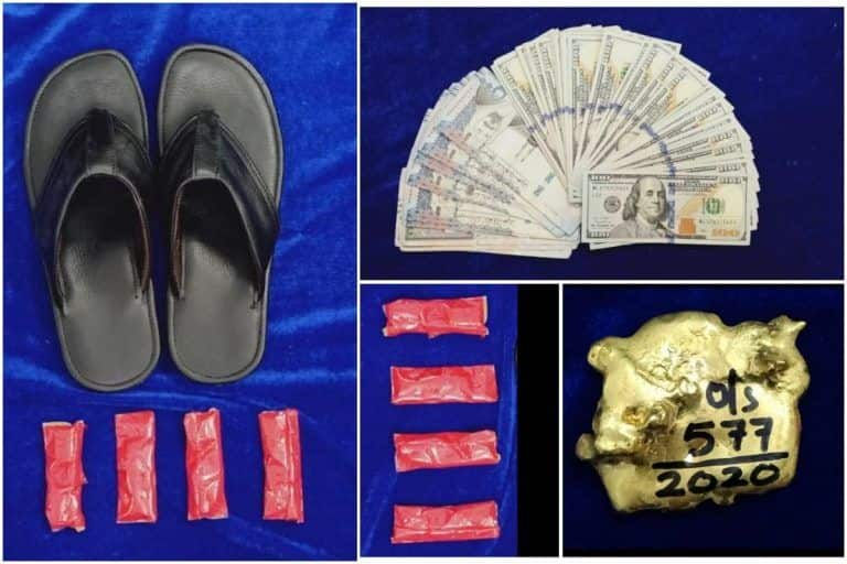 Customs Official Picks up Passenger's Slipper, Finds Gold Worth Rs 12 Lakh Hidden Inside