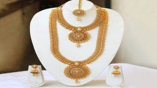 Gold Prices Today: Yellow Metal Price Rises to Rs 49,340/10 Gram; Silver Rates Drop | Check Prices in Major Cities