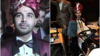 Haryana Groom Ditches Mercedes, Arrives For His Wedding on a Tractor to Support Farmers' Protests | See Pics