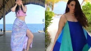 Hansika Motwani is The Sexy 'Mermaid' in The Maldives, Check Out Her Stunning Pics