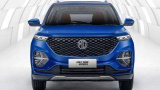 MG Hector Plus 7-Seater: जल्द आ रही 7 सीट वाली Hector Plus, जानें खास बातें
