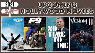 Hollywood 2021 Films: साल 2021 में हॉलीवुड की कई बड़ी फिल्में पर्दे पर मचाएंगी धमाल, यहां देखें पूरी लिस्ट