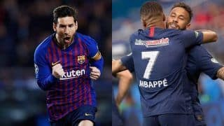 Barcelona vs Paris Saint-Germain Live Streaming UEFA Champions League 2020-21 in India: When And Where to Watch TV Broadcast of BARCA vs PSG 1st Leg Live Football Match