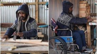 Inspiring! Differently Abled Man From J&K Sets up Own Business, Provides Employment to Others