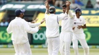 2nd Test, Day 3: India Take Control as Australia Fall Apart in Melbourne