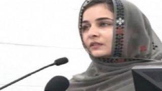 Prominent Baloch Activist Karima Prominent Baloch Activist