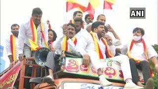 Karnataka Observes Bandh Called by Pro-Kannada Organisations Today, Many Activists Detained
