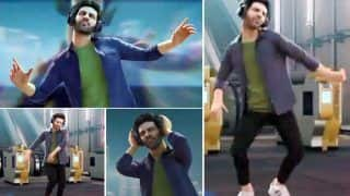 Nachunga Aise: Kartik Aaryan Surprises His Social Media Fans With His Killer Dance Moves In A Digital Avatar