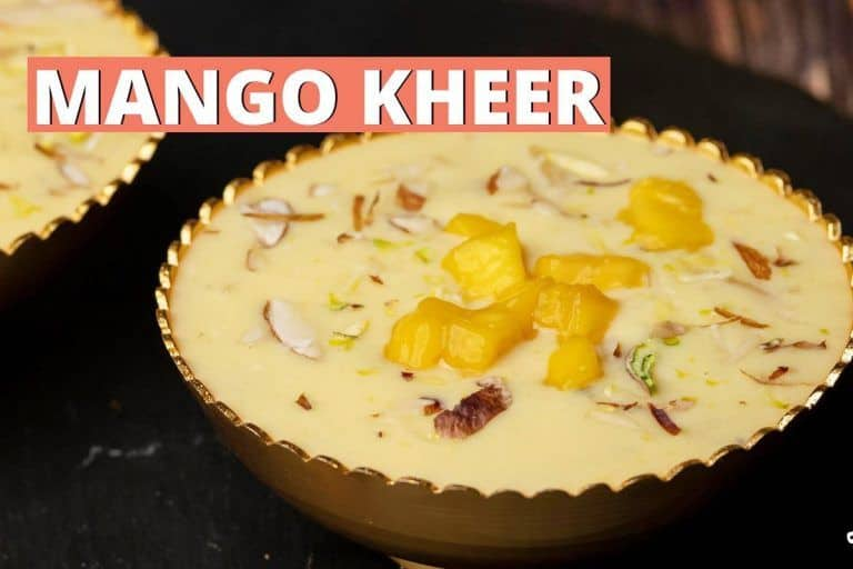 Craving For Something Sweet? Try Easy To Make Mango Kheer Recipe At Home