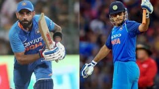 Sunil Gavaskar Picks Virat Kohli Over MS Dhoni as The Most Impactful ODI Player For India This Decade