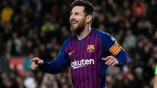 Valladolid vs Barcelona: Lionel Messi Breaks Pele's Record in 3-0 Win
