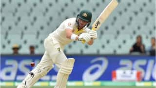 Im in the right place at the right time marcus harris ready to face indian bowling attack 4261773