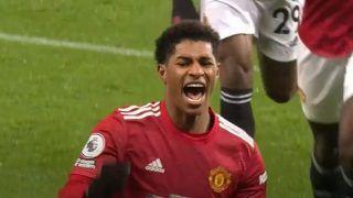 Manchester United vs Wolves: Rashford Scores in Injury Time as Solskjaer's Men Go Second