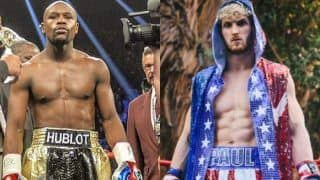 Floyd Mayweather to Fight YouTuber Logan Paul in Exhibition Boxing Match Next Year