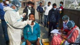 Noida Sector 50 Resident Tests Positive For New UK Mutant Coronavirus Strain