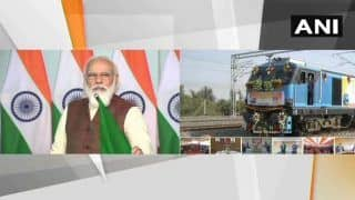 New Bhaupur-New Khurja Section of EDFC Inaugurated. Know More About the Freight Corridor