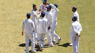 2nd Test, Day 4 Lunch Report: India Need 70 to Level The Four-Match Series