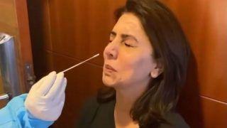 Neetu Kapoor Confirms Testing Positive For Coronavirus, Currently in Self-Quarantine