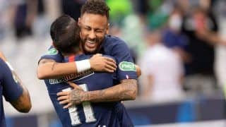 Neymar Scores Hat-Trick as Paris Saint-Germain Crush Istanbul Basaksehir 5-1 in Champions League