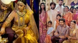 Allu Arjun, Ram Charan to Pawan Kalyan: Here Are Some More Stunning Pictures From Niharika Konidela- Chaitanya JV's Extravagant Wedding