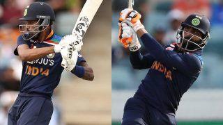 3rd ODI: Pandya, Jadeja Propel India to 302/5 at Manuka Oval